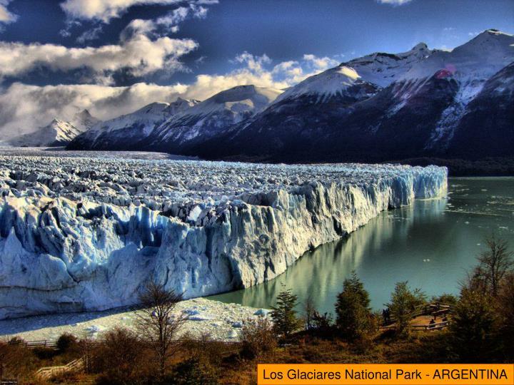 Los Glaciares National Park - ARGENTINA