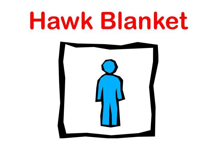 Hawk Blanket