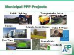municipal ppp projects
