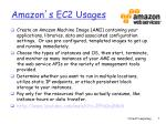 amazon s ec2 usages