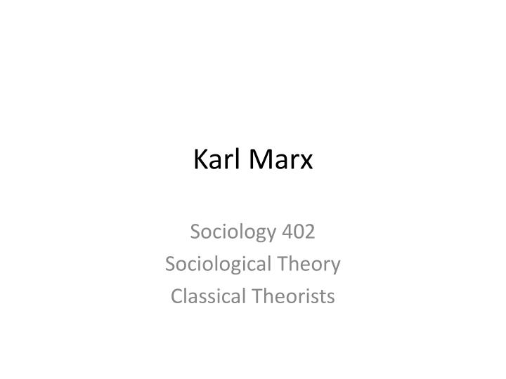 marx s theory of class Marx's labor theory of value also provides a detailed account of the struggle between capitalists and workers over the size of the surplus value, with the capitalists trying to extend the length of the working day, speed up the pace of work, etc, while the workers organize to protect themselves.