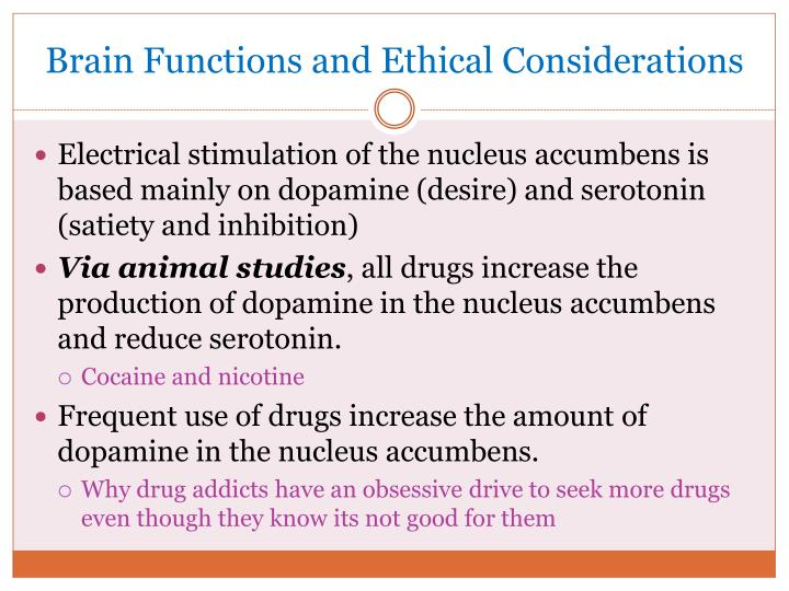 Brain Functions and Ethical Considerations