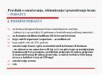pravilnik o ozna avanju reklamiranju i prezentiranju hrane podatci1