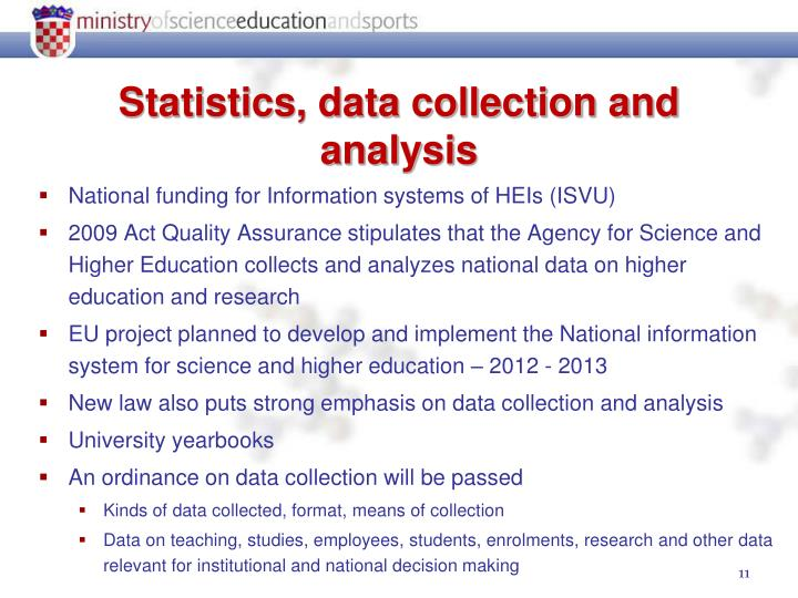 National funding for Information systems of HEIs (ISVU)