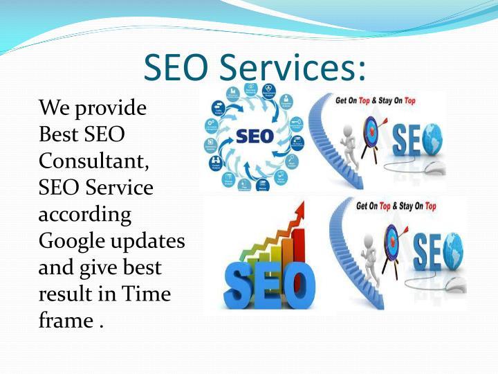 SEO Services: