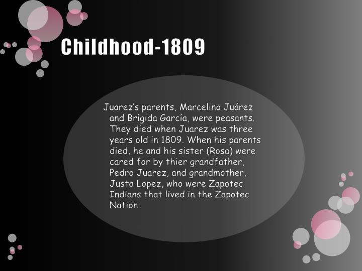 Childhood-1809