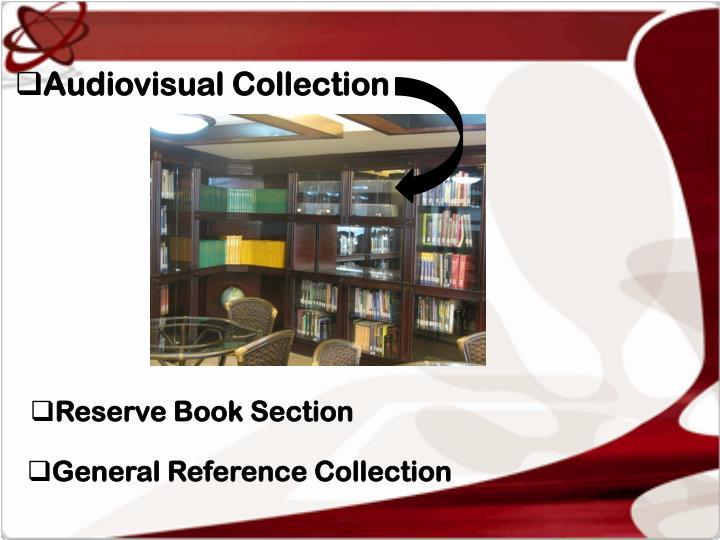 Audiovisual Collection