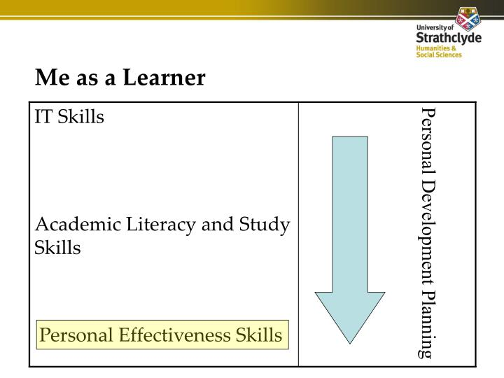 Me as a learner1
