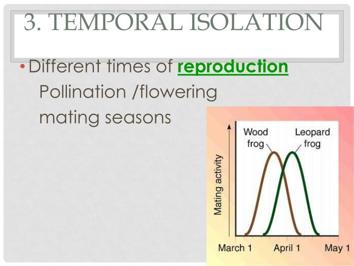 3. Temporal Isolation