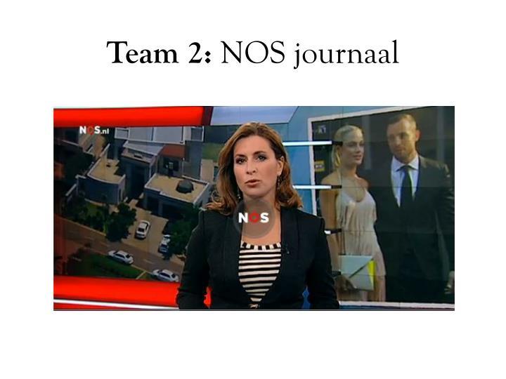 Team 2: