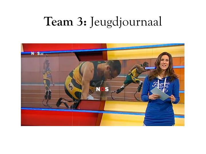 Team 3: