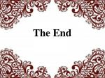 the end4