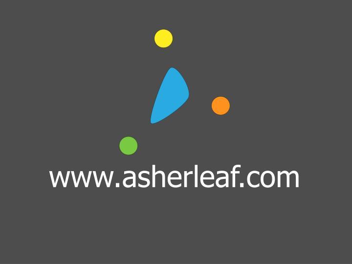 www.asherleaf.com