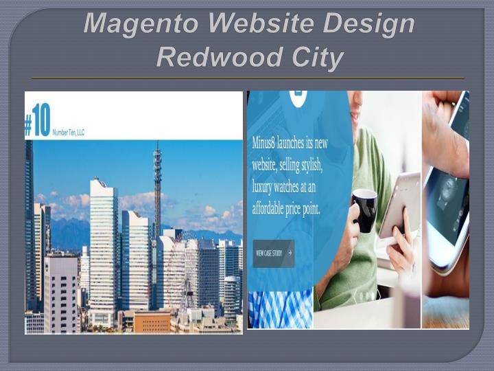Magento website design redwood city1