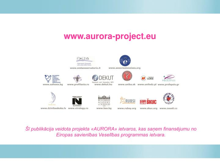 Www.aurora-project.eu
