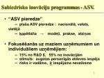 sabiedrisko inov ciju programmas asv