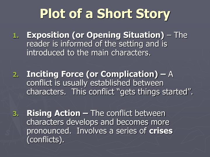Plot of a Short Story