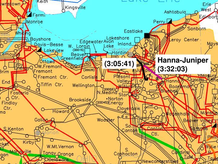 Hanna-Juniper