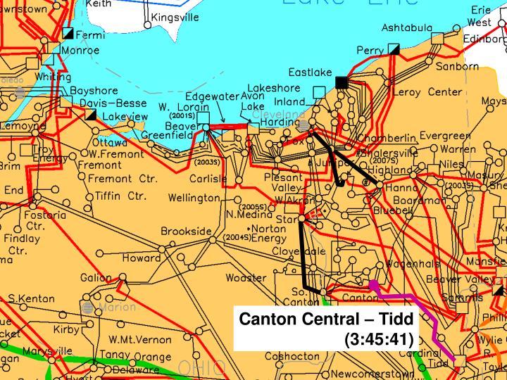 Canton Central – Tidd