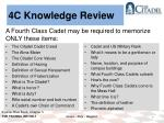 4c knowledge review1