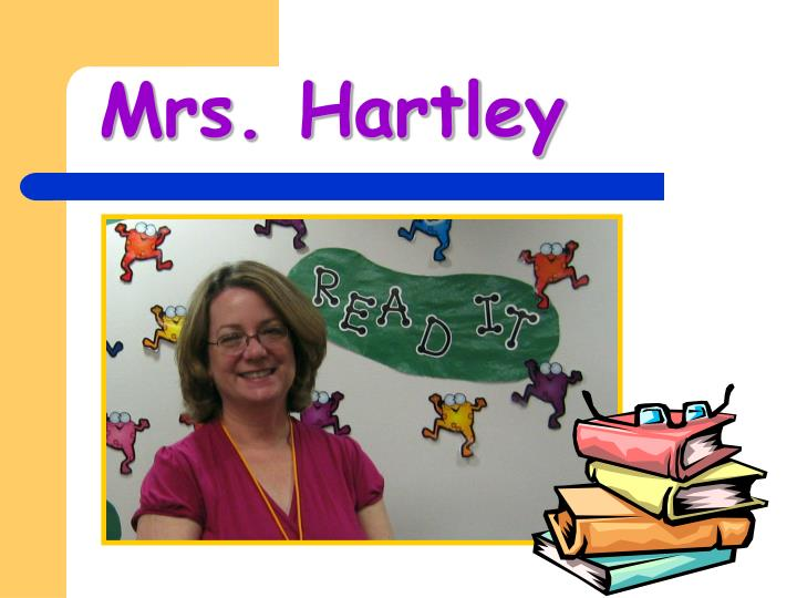 Mrs hartley