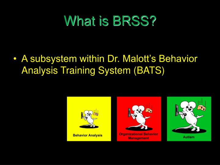 What is brss