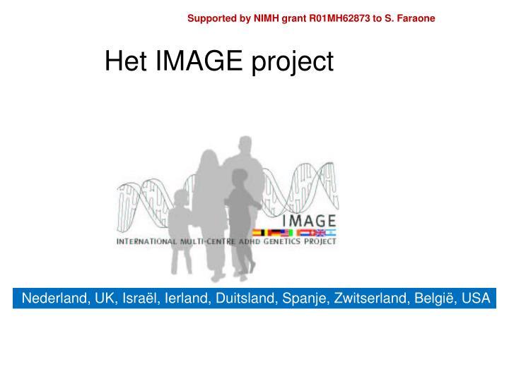 Het IMAGE project