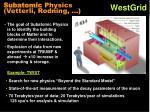 subatomic physics vetterli rodning