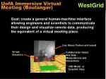 uofa immersive virtual meeting boulanger