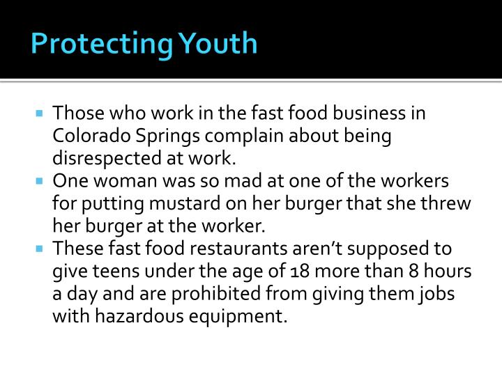 Protecting Youth