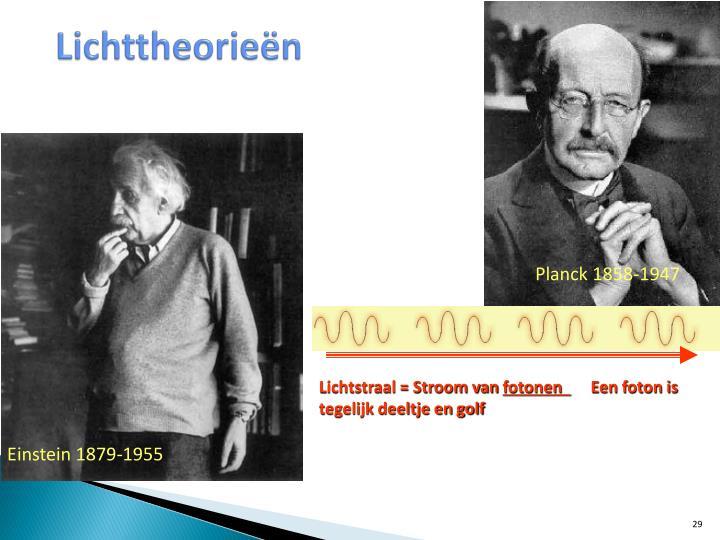 Lichttheorieën
