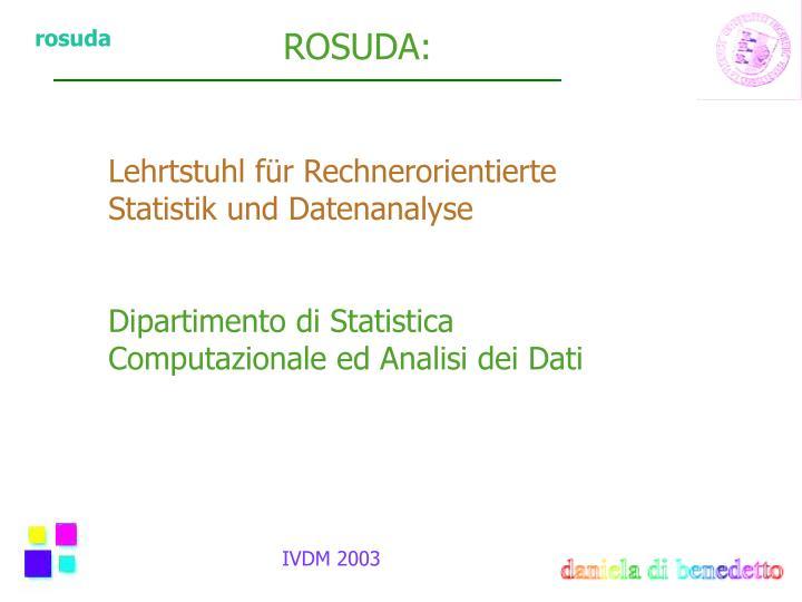 Rosuda