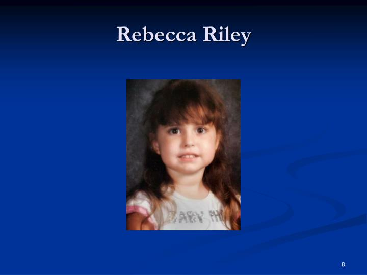Rebecca Riley