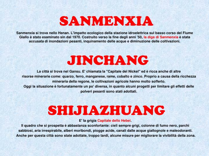 SANMENXIA