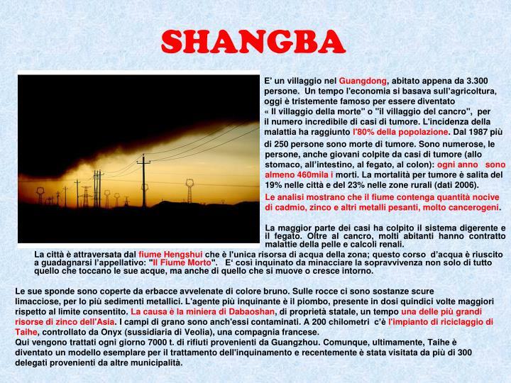 SHANGBA