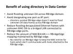 benefit of using directory in data center