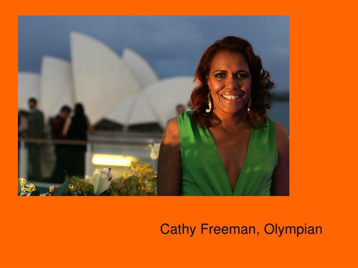 Cathy Freeman, Olympian