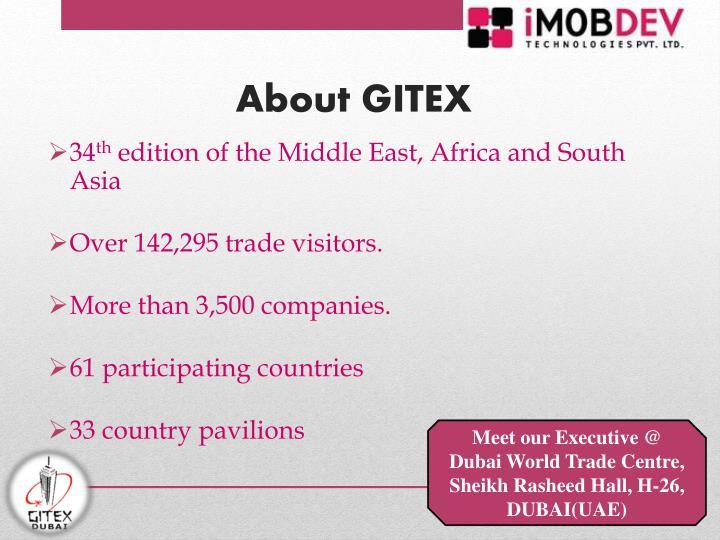 About gitex