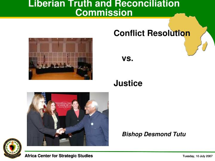 Liberian Truth and Reconciliation Commission