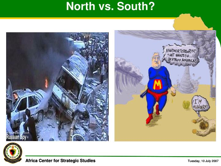 North vs. South?