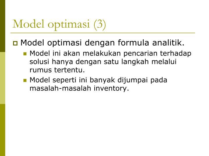 Model optimasi (3)