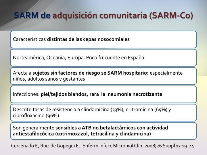 SARM de