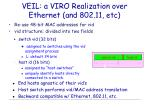 veil a viro realization over ethernet and 802 11 etc
