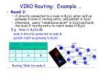 viro routing example1