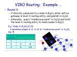 viro routing example2