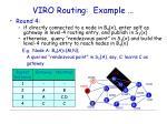 viro routing example3