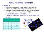 viro routing example4