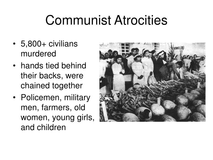 5,800+ civilians murdered