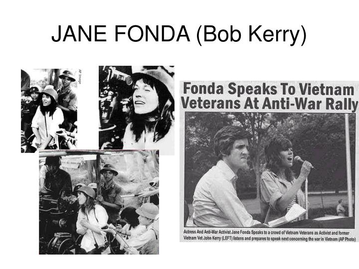 JANE FONDA (Bob Kerry)