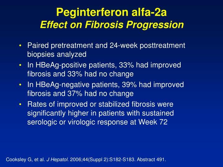 Peginterferon alfa-2a